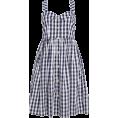 Aurora  - Gingham Dress - Obleke -