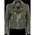 beautifulplace - Givenchy Leather Biker Jacket - Jacket - coats -