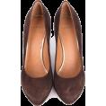 sandra  - Givenchy brown flats - Flats -