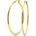 Rhana  - Gold Hoop earrings - Earrings -