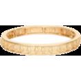 lastchance  - Gold Tone Geometric Bracelet - Bracelets -