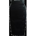 Gothy - Pencil Skirt - Skirts -