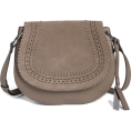 Aurora  - Grey Saddle Bag - Torbice -