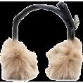Pepeljugica - Grijači Za Uši Accessories Beige - Accessories -