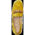 lence59 - Gucci GG Supreme Velvet Loafer - Классическая обувь -