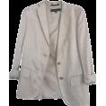 vespagirl - Gucci Off White Unknown Blazer - Suits - $116.55
