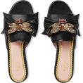 vespagirl - Gucci Patent leather sandal with bee - Sandals - $890.00