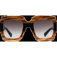 Ewa Naukowicz - Gucci - Sunglasses - 290.00€  ~ $337.65