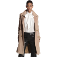 Halston Heritage - HALSTON HERITAGE Women's Trench Coat Khaki - Jacket - coats - $416.50