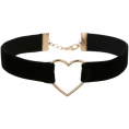 helloexo - HEART CHOKER - Necklaces -