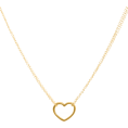 helloexo - HEART NECKLACE - Necklaces -
