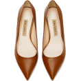 lence59 - HIGH-HEEL LEATHER COURT SHOES - Classic shoes & Pumps -