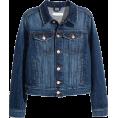 DotingSage - H&M short denim jacket - Jacket - coats - £20.00  ~ $31.00