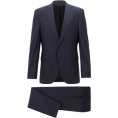 HalfMoonRun - HUGO BOSS suit - Marynarki -