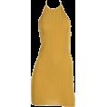 FECLOTHING - Halter Slim Pack Dress - Obleke - $15.99  ~ 12.07€