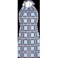 FECLOTHING - Halter halter strap plaid dress - Vestidos - $25.99  ~ 22.32€