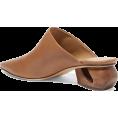 Qiou - Haya leather mules - Scarpe classiche -