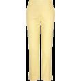 Pepeljugica - Hlače Pants Yellow - Pants -