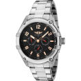 Invicta - I By Invicta Men's 43659-001 Black Dial Stainless Steel Watch - Watches - $99.95