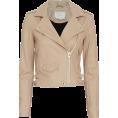 MoonStone - IRO Ashville Biker Leather Jac - Jacket - coats -
