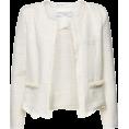 beautifulplace - IRO Distressed Cotton Blazer - Jaquetas e casacos -