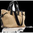 HalfMoonRun - ISABEL MARANT straw bag - Bolsas pequenas -