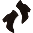 beautifulplace - ISLA STRETCH-SUEDE ANKLE BOOTIES - Boots -
