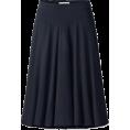 Bev Martin - Ines Gorgette Flared Skirt - Saias -