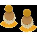 sandra  - Inge accessori BOHI DELUXE GOLD earrings - Brincos -