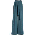 sandra  - Italian Cady Wide Leg Pants MILLY - Capri & Cropped -