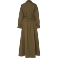 HalfMoonRun - JACQUEMUS belted trench coat - Suits -