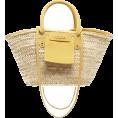 HalfMoonRun - JACQUEMUS straw bag - Hand bag -