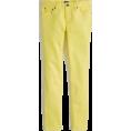 Sheri P - J Crew Factory citron jeans - Jeans - $34.99