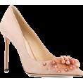 Evelin  - JIMMY CHOO Romy 100 pumps - Klasični čevlji -