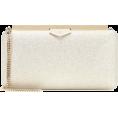 beautifulplace - JIMMY CHOO Ellipse metallic clutch - Hand bag -