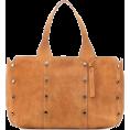beautifulplace - JIMMY CHOO Lockett S suede shopper - Hand bag -