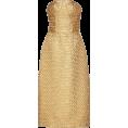 HalfMoonRun - JOHANNA ORTIZ jacquard dress - Dresses -
