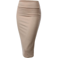 Mees Malanaphy - J. Tomson - Mid length pencil skirt - Skirts - $12.00