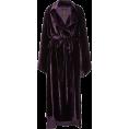 HalfMoonRun - JUAN CARLOS OBANDO velvet coat - Chaquetas -