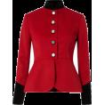 LadyDelish - Jakna Jacket - coats Red - Jacket - coats -