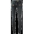 Aida Susi Silva - Jeans - BALMAIN - Jeans -