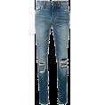 Aida Susi Silva - Jeans - YVES SAINT LAURENT - Jeans -