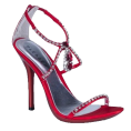 Jenny - red sandals - Sandals -