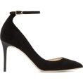 BelleDeNuit - Jimmy Choo Black Suede Lucy Heels  - Classic shoes & Pumps -