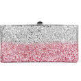 Mees Malanaphy - Jimmy Choo glittered clutch - Clutch bags - $1,050.00
