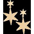 Mees Malanaphy - Jules Smith - Star drop earrings - Earrings - $60.00