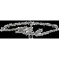 beautifulplace - KARL LAGERFELD Karl Signature choker - Necklaces -