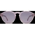 HalfMoonRun - KOMONO DEVON LAVENDER SUNGLASSES - Sunglasses -