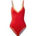 lence59 - Kaia crochet-trimmed swimsuit - Купальные костюмы -