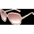 Amazon.com - Kate Spade Darryl Sunglasses Black Champagne / Gray Gradient 0JXU Pink Rose (RN Brown Pink Lens) - Sunglasses - $88.99